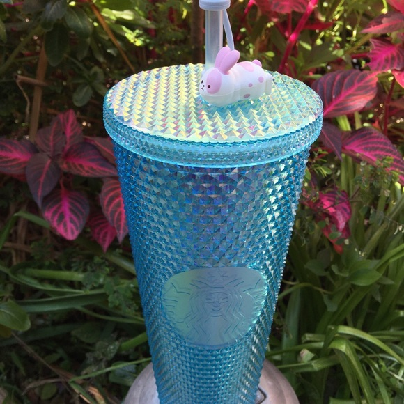 Starbucks Overseas Iridescent Studded Cold Cup